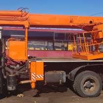 Продам автовышку телескопическую АПТ-35, КАМАЗ-, 35 м, в Владимире