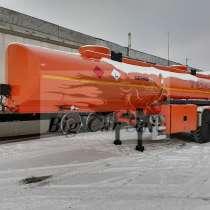 Бензовоз НЕФАЗ 96742-03 ППЦ-20 под вездеход, в Ханты-Мансийске