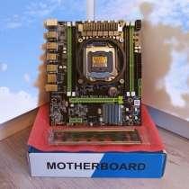 Материнская плата X79 v1.2 lga 2011 Xeon E5, в Самаре