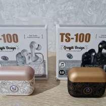 Беспроводные Bluetooth наушники TS-100, в Ульяновске