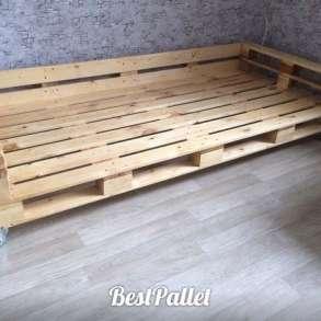 Изготовление мебели из поддонов паллет и дерева, в Симферополе