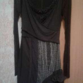 ТУРЦИЯ. Комбинированное платье, в Барнауле