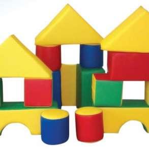 Мягкие игровые наборы, конструкторы для детской комнаты, в Краснодаре