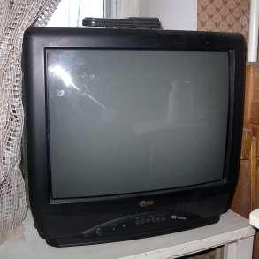 "Телевизор LG, 21"" с ПДУ, в Москве"