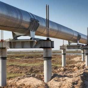Резиновые подкладки под трубопроводы - лента транспортёрная, в Екатеринбурге