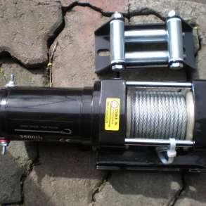 Лебедка 3500Lb, тяговая, 12 В, для широкой сферы применения, в г.Алматы