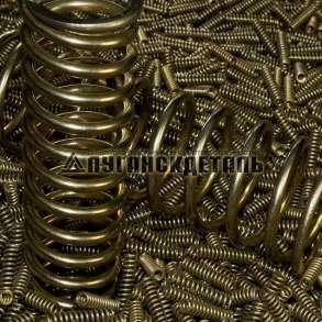 Изготовление пружин всех типов под заказ, в г.Луганск