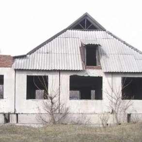 Панельный дом - незавершонное строительство, в г.Курахово