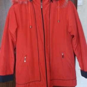 Новая женская куртка евро-зима Р- 52-54, в Москве