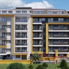 Апартаменты от застройщика в Алании 2019г, в г.Аланья