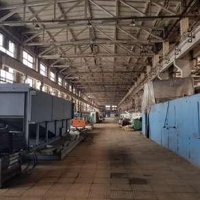 Помещение под производство и склад 250-13500 кв.м, ж/д ветка, в Краснодаре