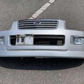 Бампер передний для Suzuki Wagon R Solio, в Омске