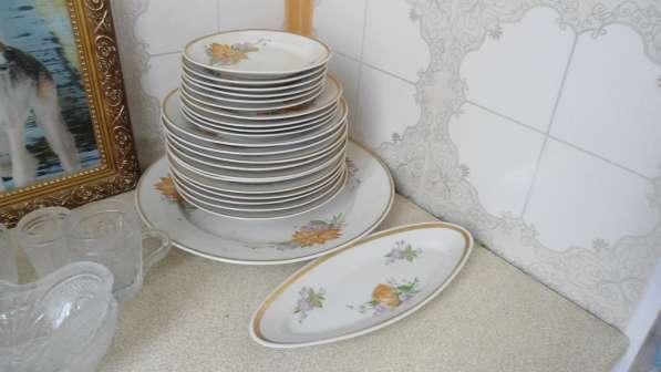 Посуда из СССР