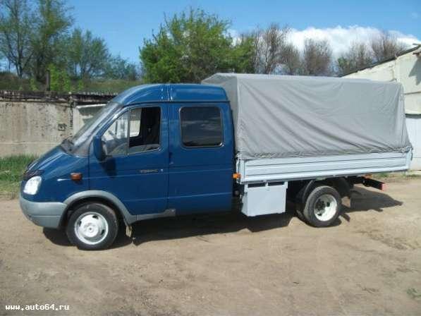 Тент ГАЗ 3302 Газель стандартный размер усил. 2-х сторон