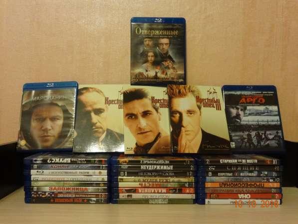 Коллекция лицензионных Blu-Ray (30шт)