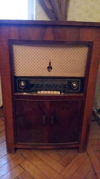 Радиомагнитола, Германия 1954г в Королёве фото 3