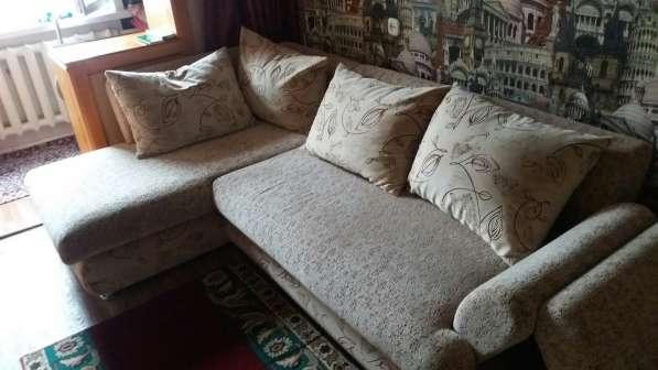 Продам мягкий угловой диван