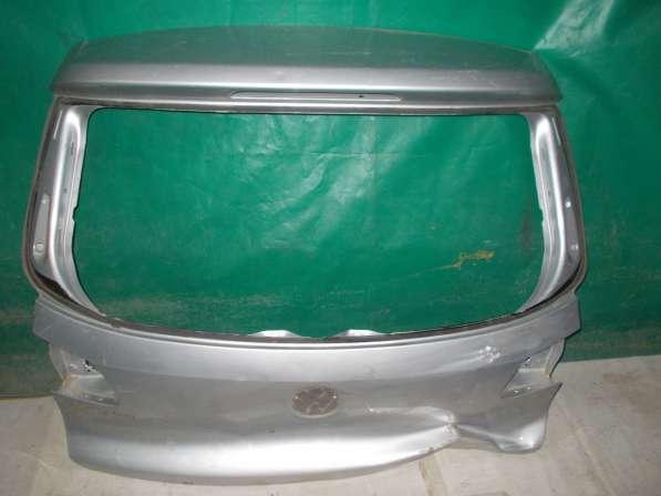 Крышка багажника на Volkswagen Tiguan