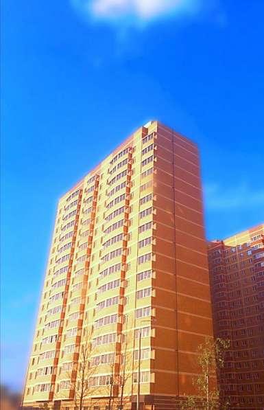 Однокомнатная квартира в Андреевке, площадь 33,9кв. м