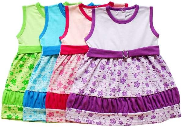 Детские летние платья! в Москве фото 3