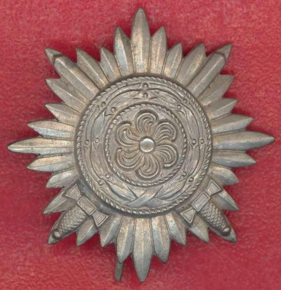 Германия Звезда Восточных народов 1 класса в серебре