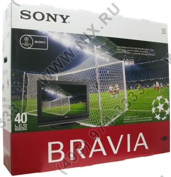 Домашний кинотеатр Sony +TV Bravia 40