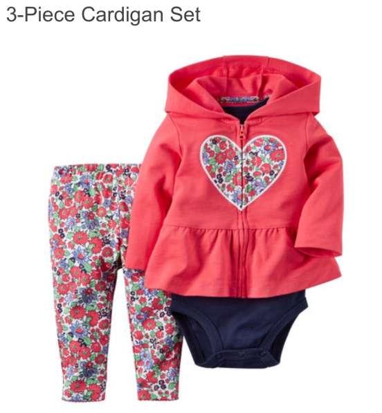Одежда Carters новая