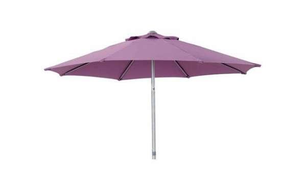 Зонт круглый для торговли и дома диаметром 2.5м