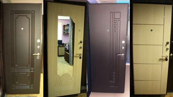 Стальные входные двери производства г. Йошкар-Ола в Самаре фото 3
