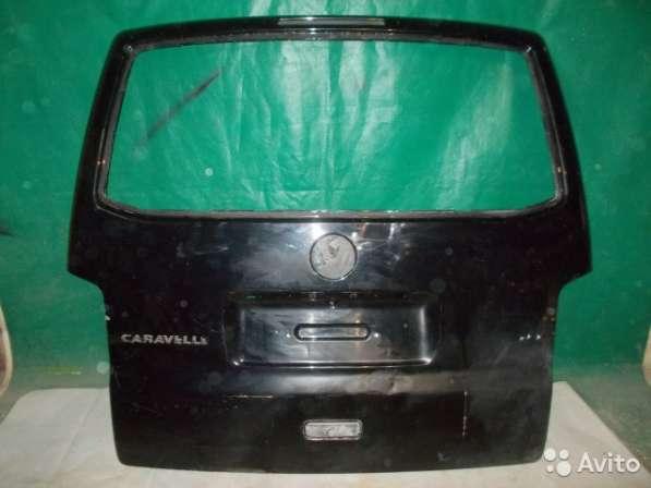 Крышка багажника на Volkswagen Caravelle / T5