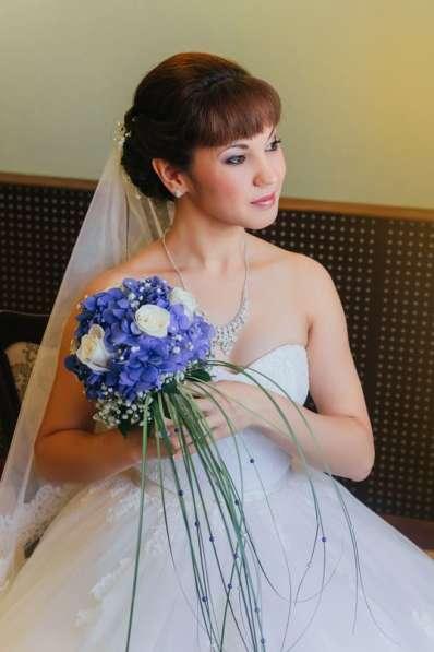 Свадебный макияж, прическа на дом в Челябинске фото 9