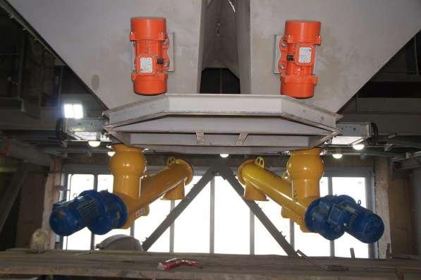 Запасные части для сыпучих материалов