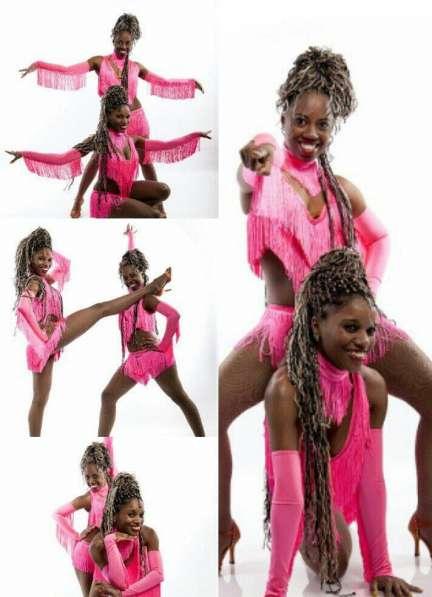 Настоящие кубинские танцовщицы на ваше событие
