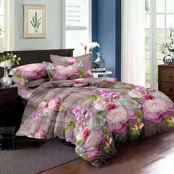 Вариация расцветок и стилей в постельном белье из поплина от в Иванове фото 10