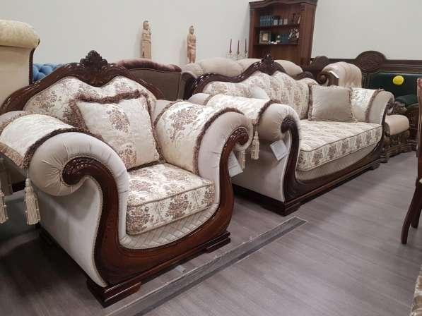 Юнна-Эллада, диван, 2 кресла