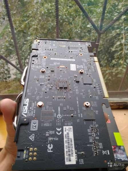 Видеокарта Asus Geforce gtx 950 strix в Екатеринбурге фото 3