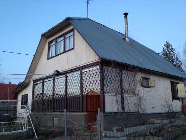Дом 120,0 кв. м и участок 6,0 соток в СНт