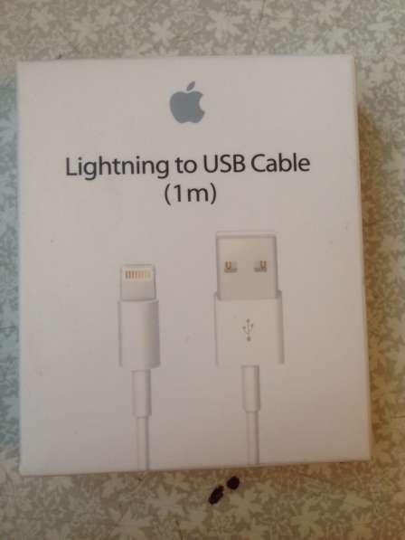 USB кабель для iPhone 5