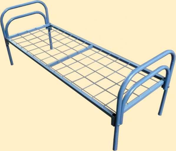 Металлические кровати для лагерей, рабочих, хостелов в Севастополе фото 9