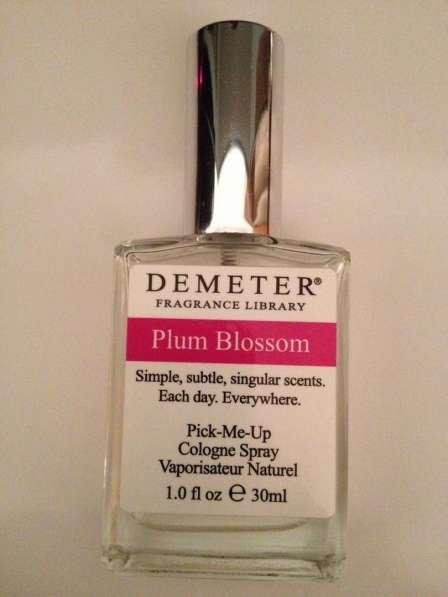 Духи Demeter «Сливовый цвет» (Plum Blossom)