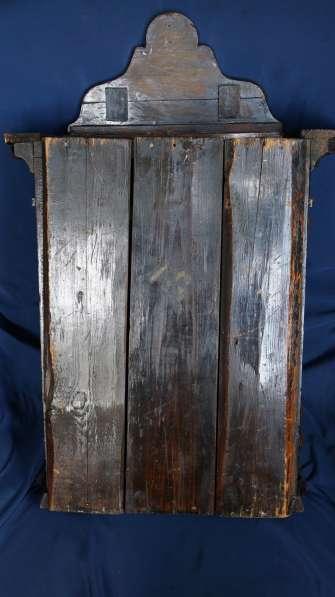 Старинный резной киот, украшенный колоннами. Русский Север в Санкт-Петербурге фото 11