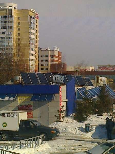 Солнечная сетевая электростанция в сборе на 60 кВт ПОД КЛЮЧ