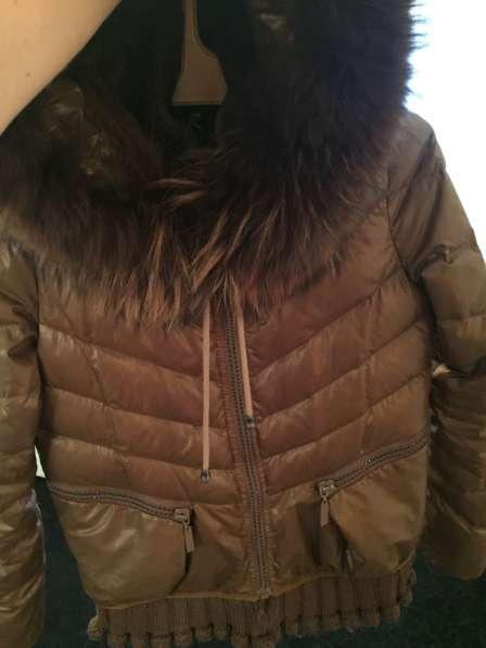 Продам красивую тёплую куртку/пуховик
