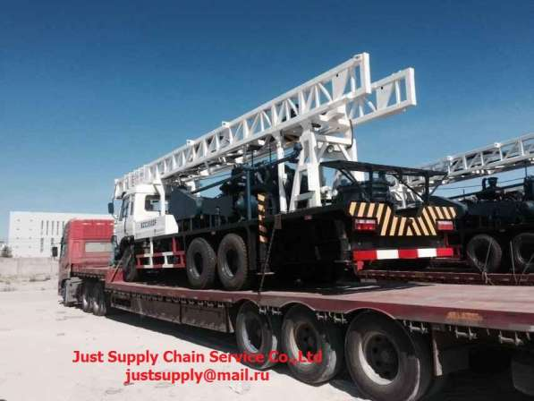 Железнодорожная перевозка из Китая в Алматы, контейнеры