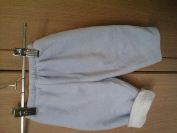 Теплые штанишки для осени