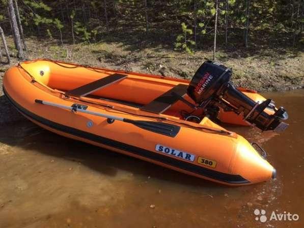 Продаю комплект лодка + мотор