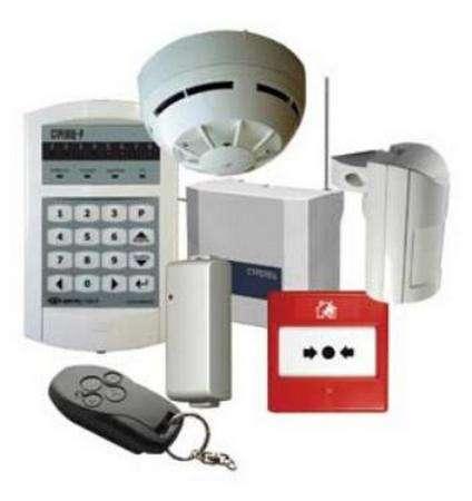 Пожаро-охранные системы - продажа, монтаж