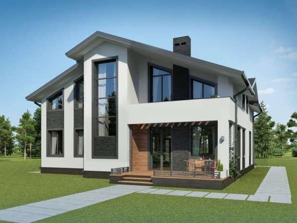 Строительство частных домов под ключ