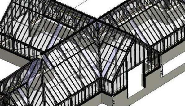 Проектирование тепличных комплексов