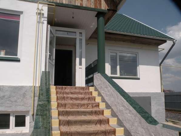 Дом новый 2 уровня+цоколь. ж/м Дружба